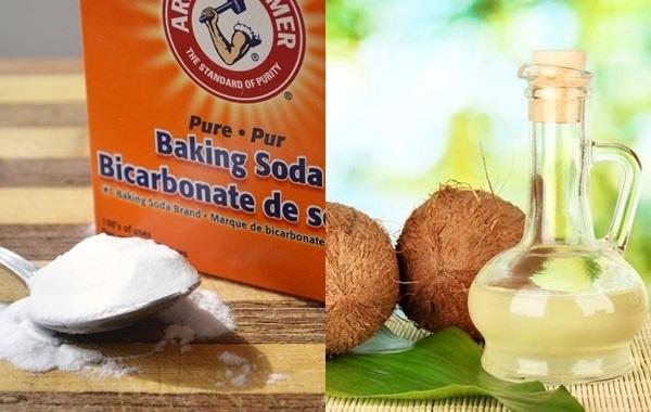 Dầu dừa giúp cuốn đi những mảng bám, giúp khoang miệng sạch sẽ.