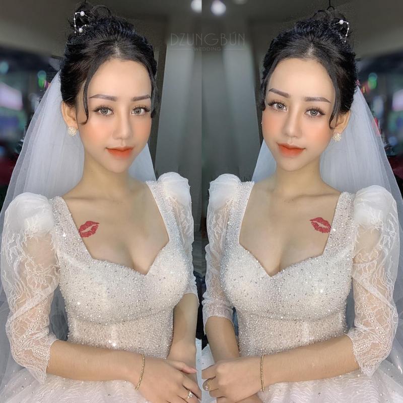 Dung Bún Makeup (Dzung Bún Wedding)