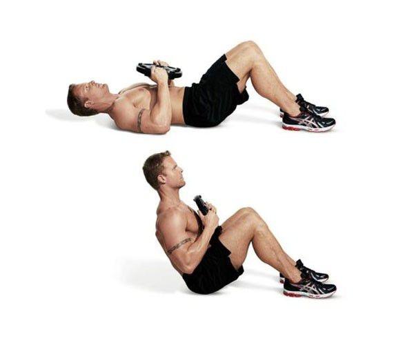Đừng chỉ tập bằng Bodyweight mãi