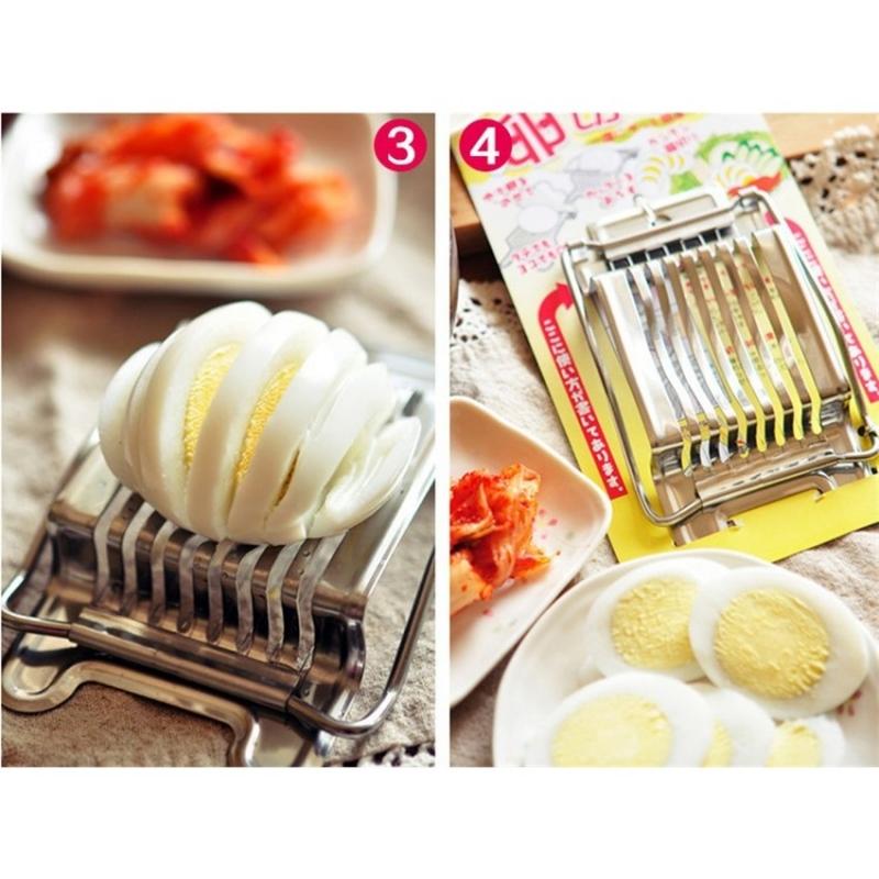 Dụng cụ cắt trứng bằng inox