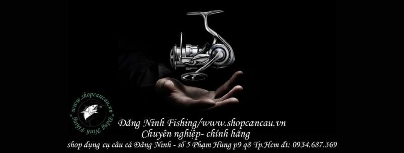Dụng cụ câu cá Đăng Ninh