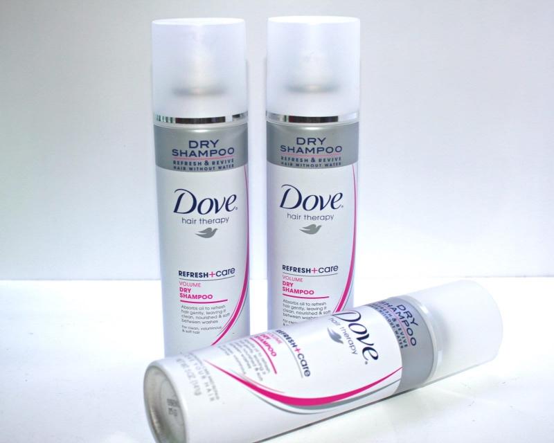 Dầu gội khô Dove Refresh Care