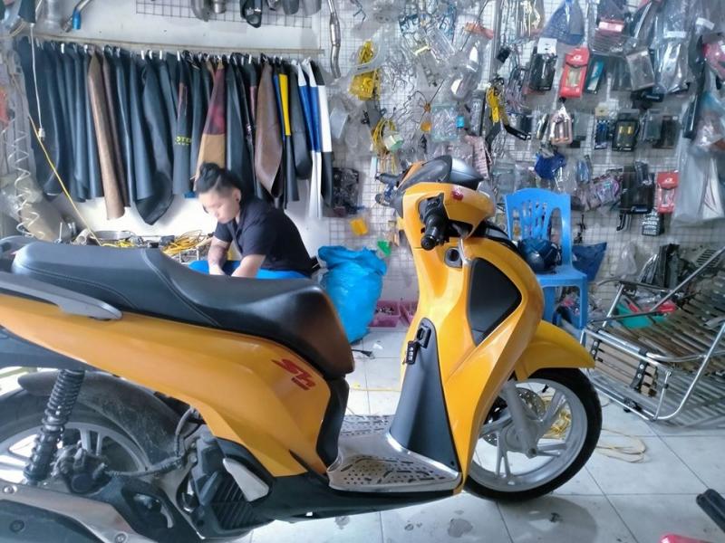 Dũng Decal - chuyên dán team xe máy,ô tô,đồ chơi xe