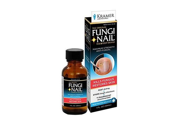 Dung dịch trị nấm móng tay, chân Fungi Nail