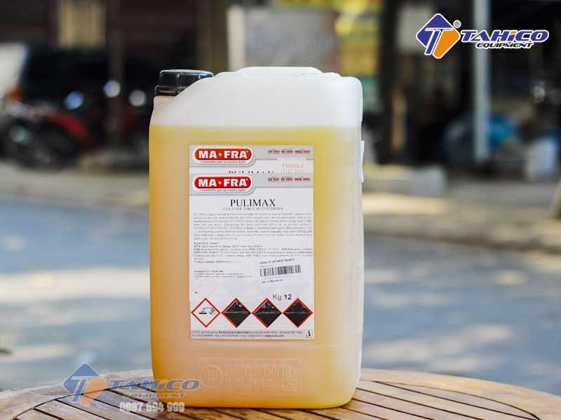 Dung dịch vệ sinh nội thất đa năng Mafra Pulimax