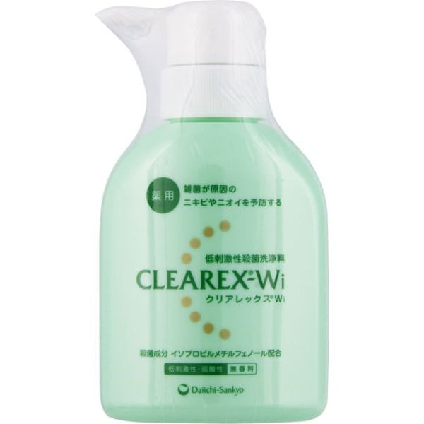 Dung Dịch Vệ Sinh Phụ Nữ ClearRex-W