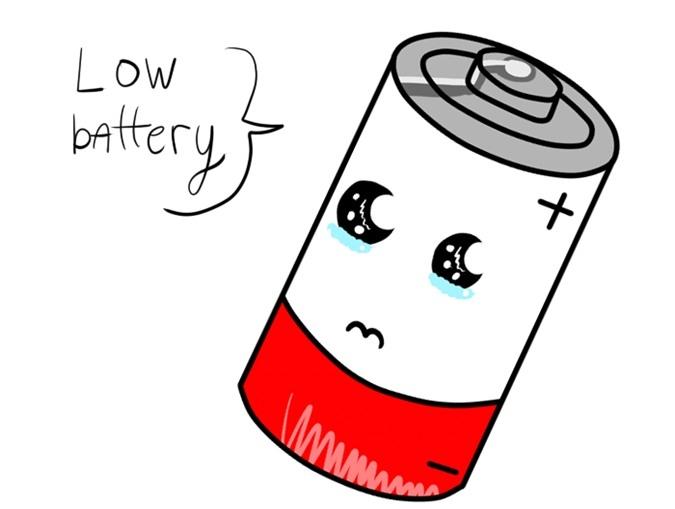 Pin sắp cạn mức bức xạ sẽ tăng lên 1000 lần