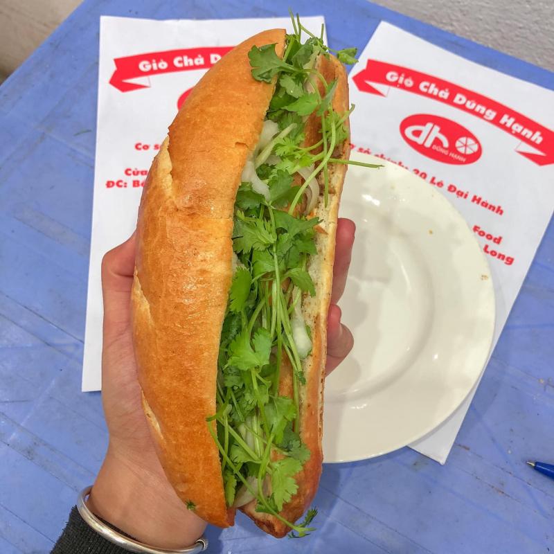 Dũng Hạnh - Bánh Mì Giò Chả