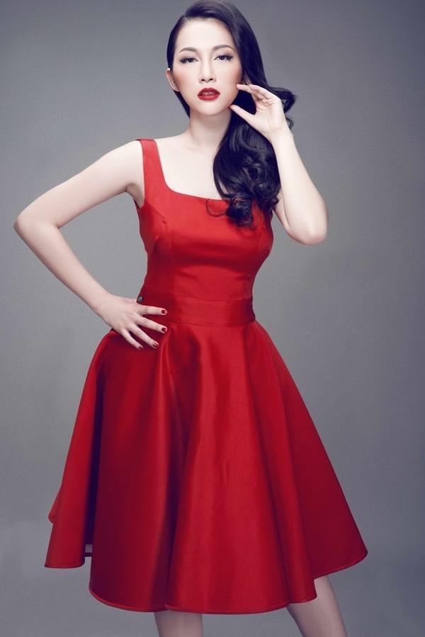 Màu đỏ tượng trưng cho sự quyến rũ