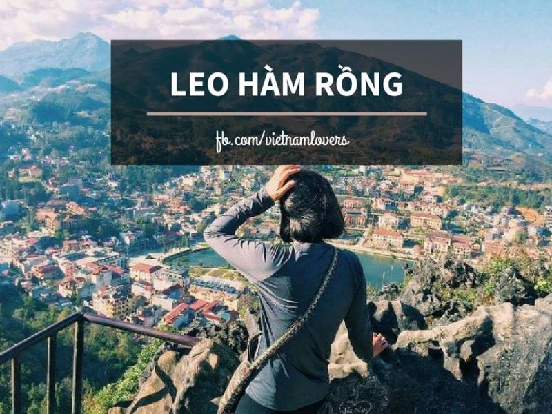 Leo Hàm Rồng
