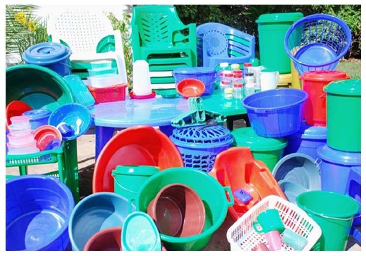 Thói quen dùng đồ nhựa của người dân