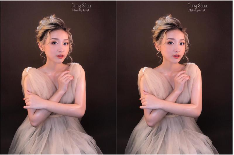 Dung Sâuu make up