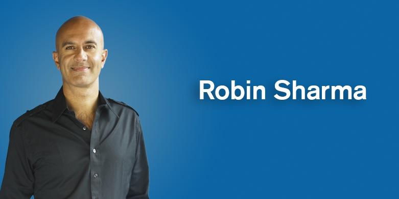 Robin Sharma - Nhà văn người canada