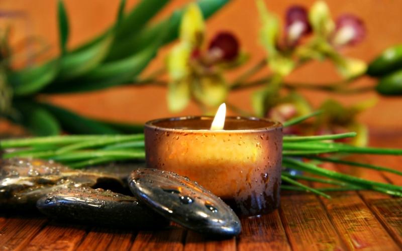 Dùng tinh dầu thơm trong phòng