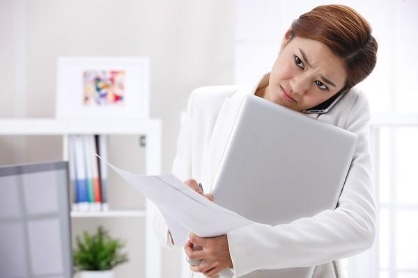 Đừng để khối lượng công việc nhiều khiến bạn căng thẳng và mệt mỏi