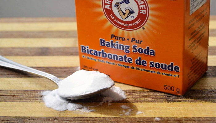 Baking soda là thành phần khá phổ biến trong các loại thực phẩm bổ sung dành cho vận động viên