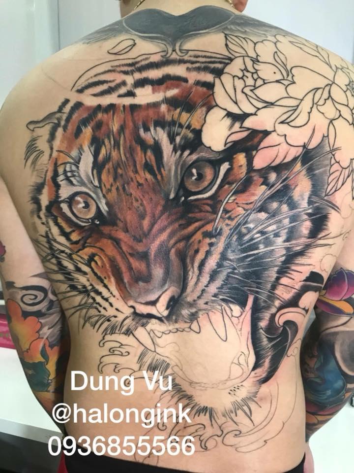 DungVu art Tattoo Design