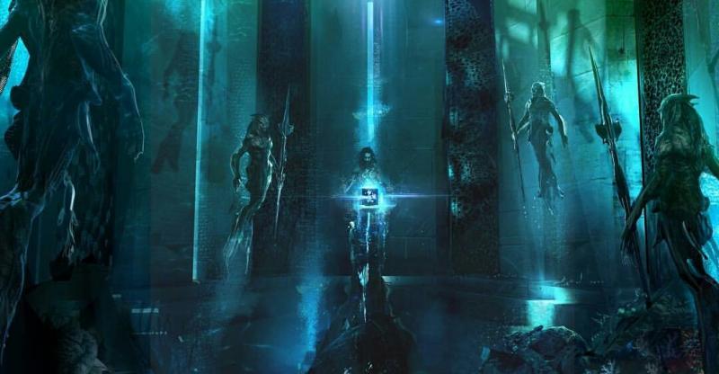 Được đánh giá là Avatar dưới nước