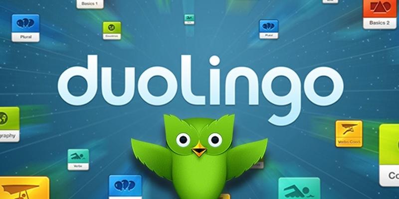 Duolingo cung cấp cho người rất nhiều khóa học hoàn toàn miễn phí