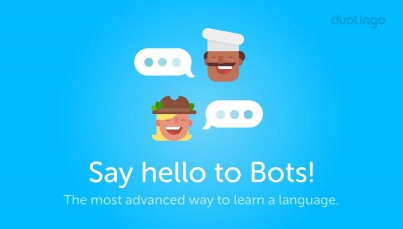 Giao diện của Duolingo