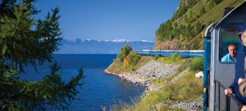 Đoàn tàu xuyên Siberi - Nga