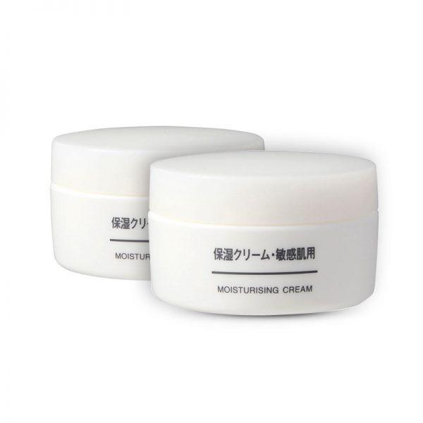 Dưỡng ẩm Da Nhạy Cảm Muji Moisturising Cream