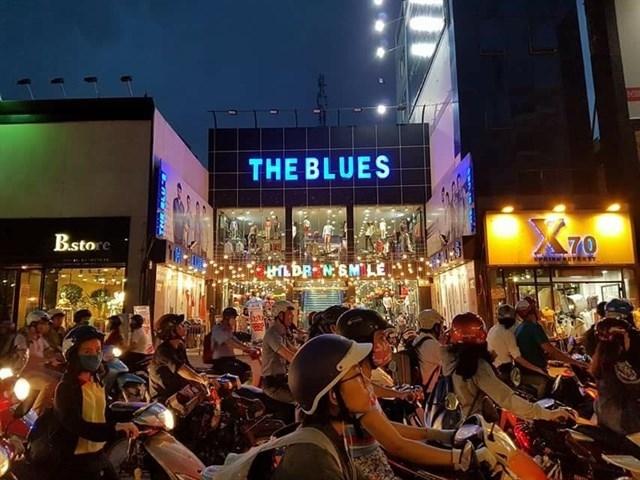 Con đường mua sắm chất nhất Sài Gòn – đường Hai Bà Trưng