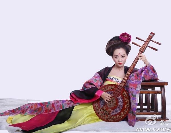 Dương Dung xinh đẹp trong vai Tô Liên Y (phim Chế tạo mỹ nhân)