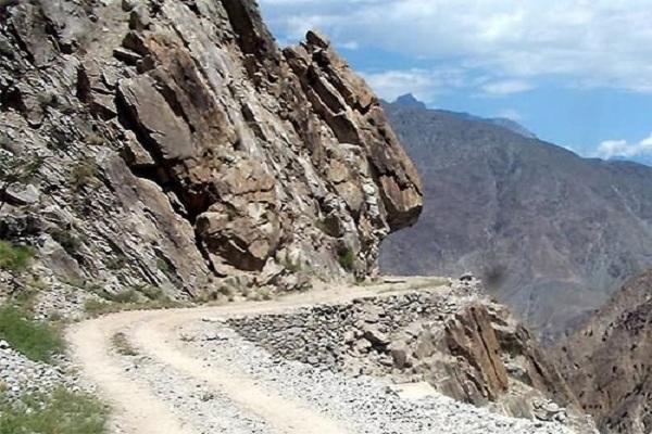 Đường Fairy Meadows – Pakistan có thể có đá rơi bất cứ lúc nào