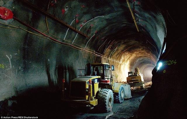 Đường hầm Brenner
