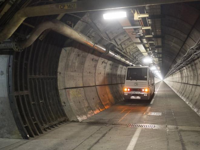 Đường hầm eo biển Manche