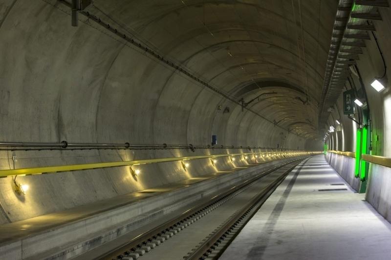 Đường hầm Lotschberg