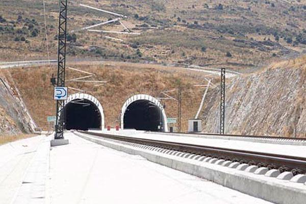 Đường hầm Tây Qinling