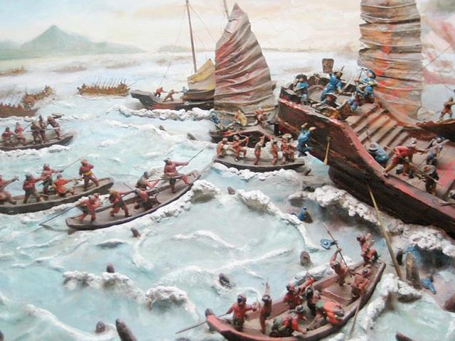 Trần Hưng Đạo đánh đuổi quân xâm lược