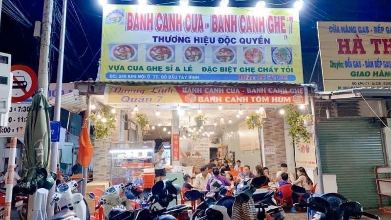 Dương Linh Quán - Bánh canh cua - ghẹ