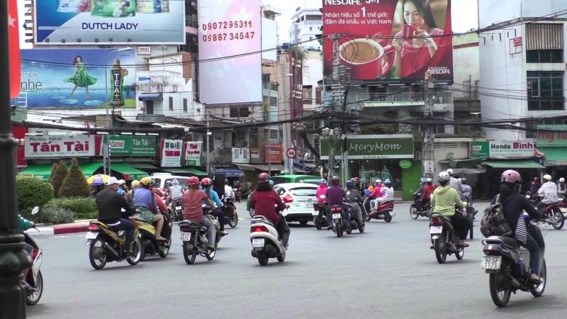Con đường mua sắm chất nhất Sài Gòn – Lý Chính Thắng