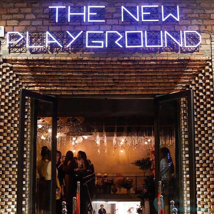 The New Playground Lý Tự Trọng