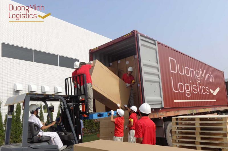 Dương Minh Logistics