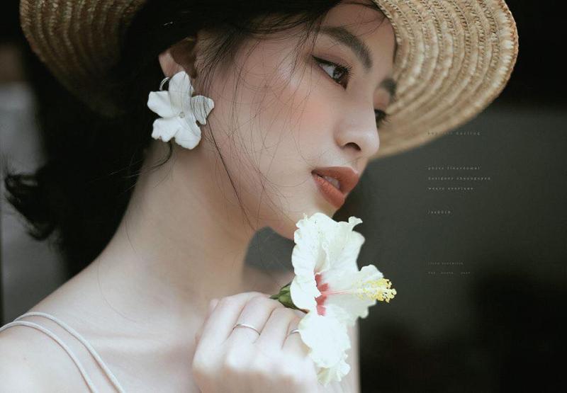 Dương Minh Ngọc sở hữu nhan sắc xinh đẹp như thiên thần.