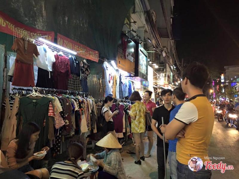 Con đường mua sắm chất nhất Sài Gòn – đường Nguyễn Trãi