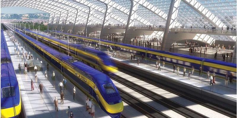 Đường sắt cao tốc ở California