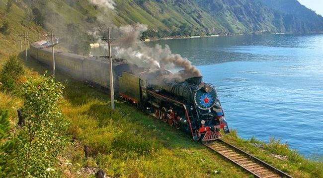 Tuyến đường sắt xuyên Siberia