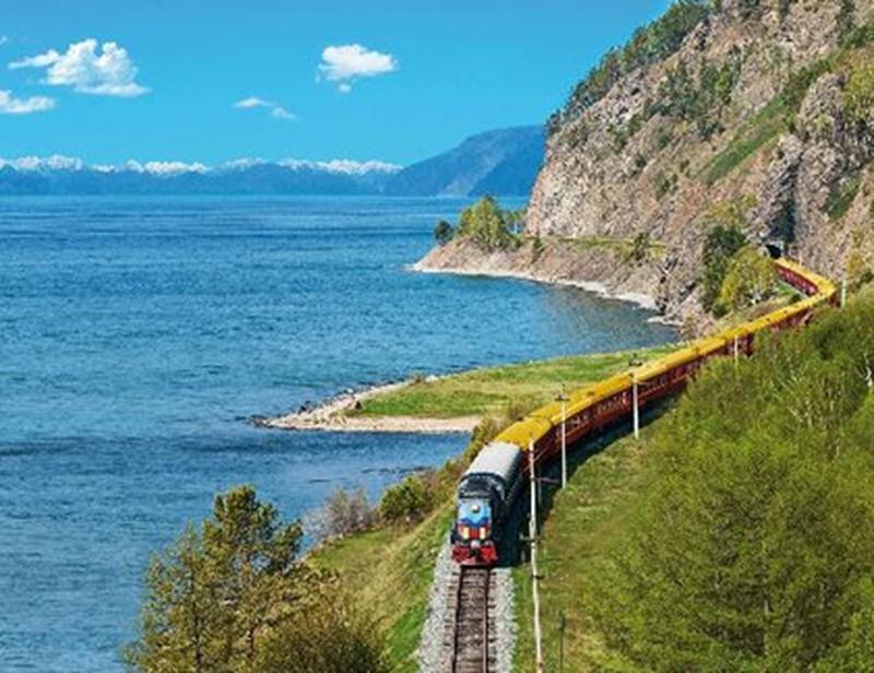 Đường sắt xuyên Siberia, Nga