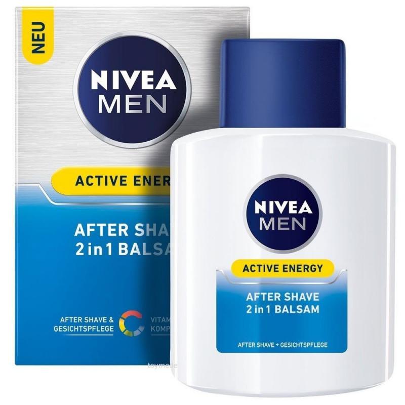 Nivea Men Active Energy After Shave 2in1 Balsam