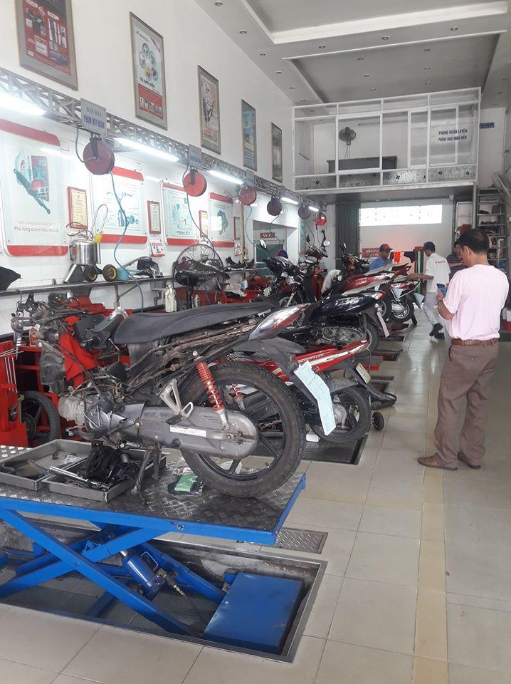 Duy Hùng xe máy - xe điện Phú Thọ