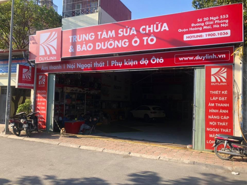 Duy Linh Car Service Center
