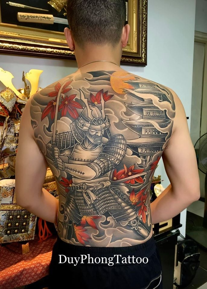 Duy Phong Tattoo