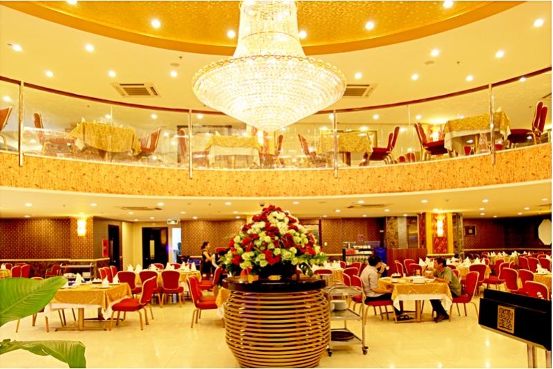 Nhà hàng tiệc cưới Duy Tân