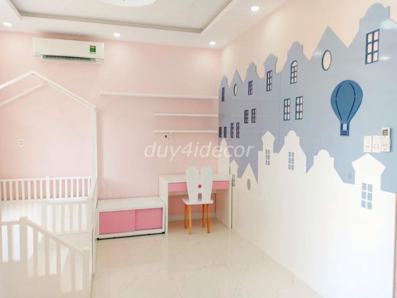Nội thất phòng ngủ cho bé của Duy4i - DIY Home Decor