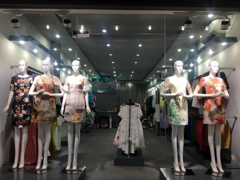 Duyên Phố Fashion là một trong những shop bán đầm đẹp ở Vũng Tàu